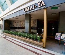 Umai-Ya Japanese Restaurant KLCC