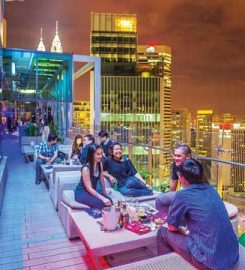 View Rooftop Bar, GTOWER KL