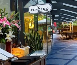 ZENZERO Restaurant & Wine Bar KL