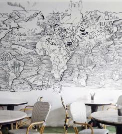 Geographer cafe Kuala Lumpur