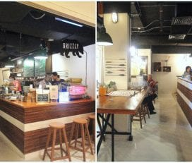 Grizzly Cafe @The Intermark KL