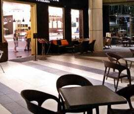 Magnum Cafe IOI City Mall
