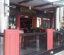 Malones Irish Restaurant & Bar @Suria KLCC