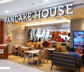 Pancake House International @Quill City Mall KL