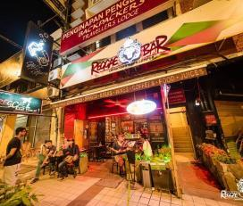 Reggae Bar Chinatown KL