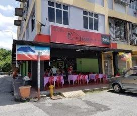 Rumah Asap Borneo Cheras