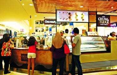The Cream & Fudge Factory @Suria KLCC
