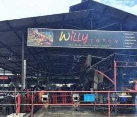 Willy Satay @ Ramal Food Junction Kajang